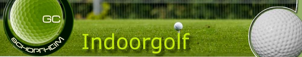 Indoorgolf Golfclub Schopfheim Hausen