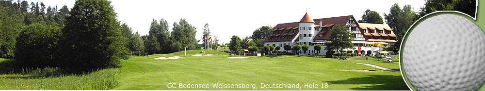 Golfclub Bodensee Weissensberg e.V.