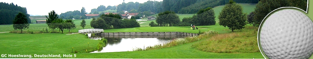 Golf Club Hoeslwang im Chiemgau e. V.