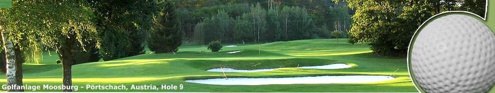 Golfanlage Moosburg-Poertschach