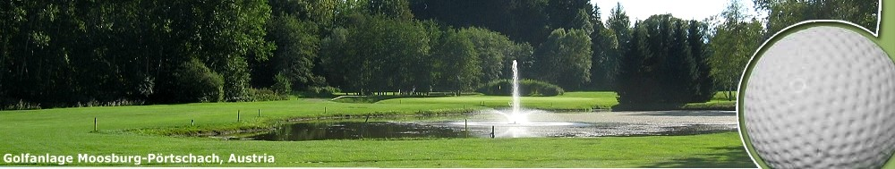Golfanlage Moosburg-Poertschach 18 Loch
