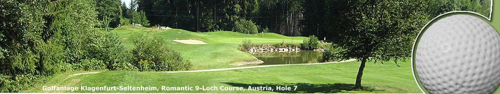 Golfanlage Klagenfurt-Seltenheim 9 Loch Romantik-Course
