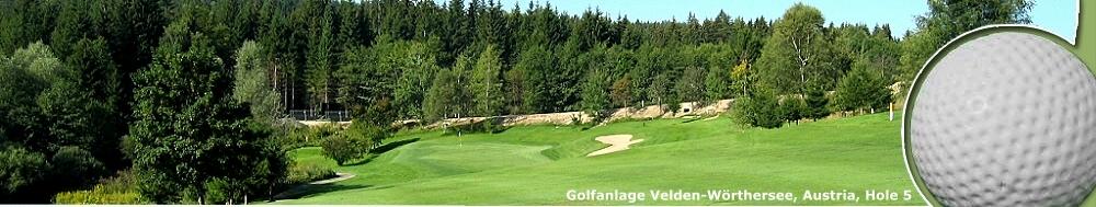 Golfanlage Velden Koestenberg