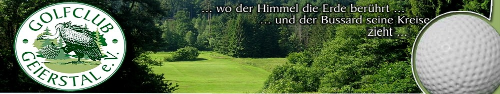 Golf-Club Geierstal e.V.