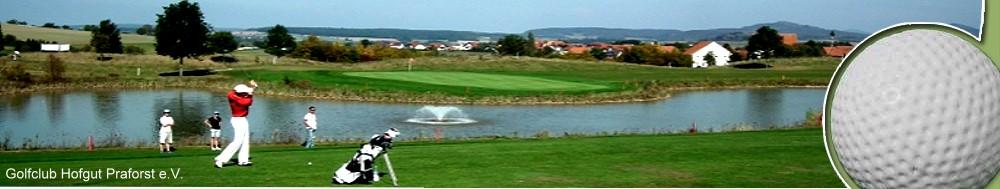 Golfclub Hofgut Praforst / Hünfeld