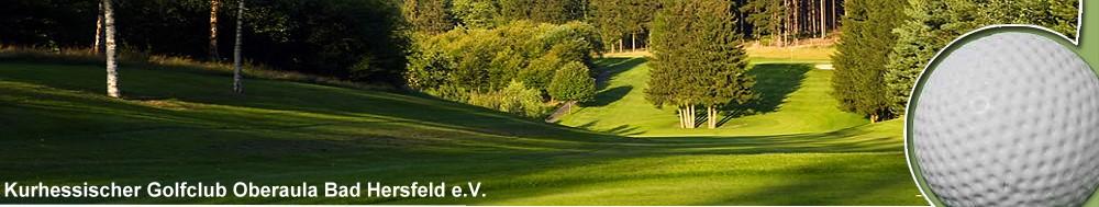 Kurhessischer Golfclub Oberaula/ Bad Hersfeld e.V.
