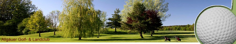Allgäuer Golf- und Landclub e.V.
