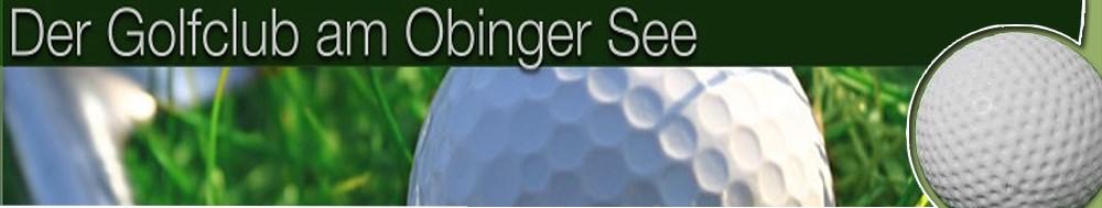 Der Golf Club am Obinger See e.V.