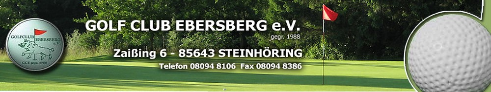Golf Club Ebersberg e.V.
