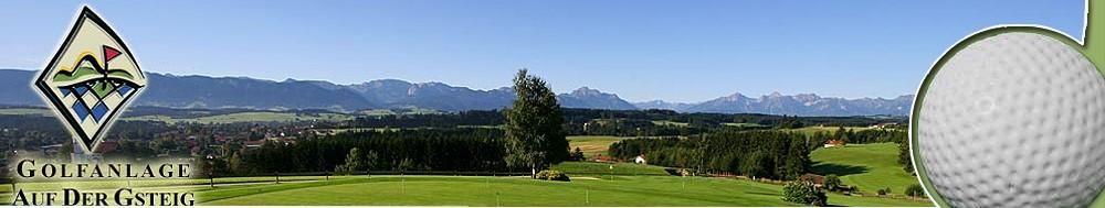 Golfanlage Auf der Gsteig