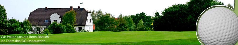 Golfclub Donauwörth - Gut Lederstatt e.V.