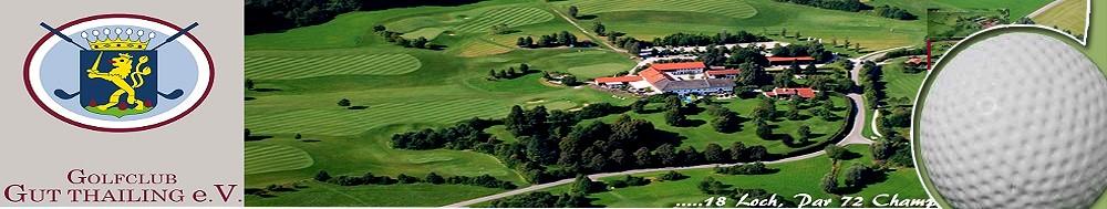 Golf-Club Gut Thailing e.V.