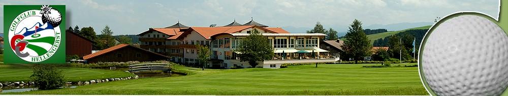 Golfclub Hellengerst - Allgäuer Voralpen e. V.