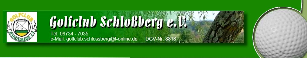 Golfclub Schloßberg e.V.