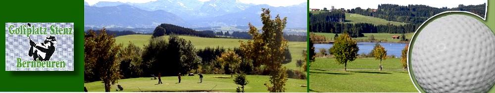 Golfplatz Stenz Bernbeuren