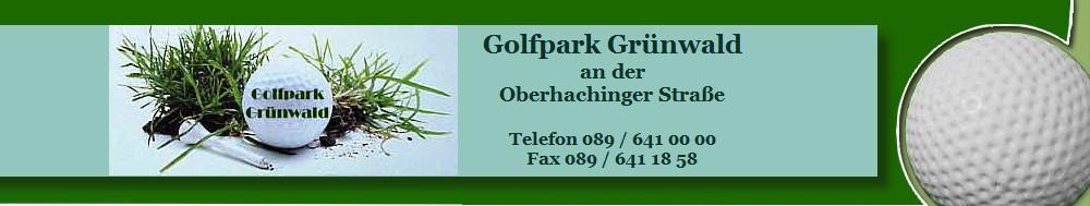 Golfpark Grünwald München