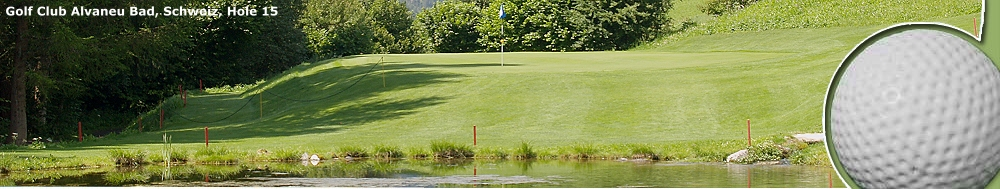 Golf Club Alvaneu Bad