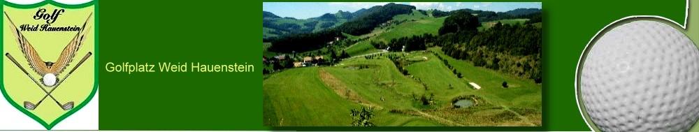 Golf Weid-Hauenstein