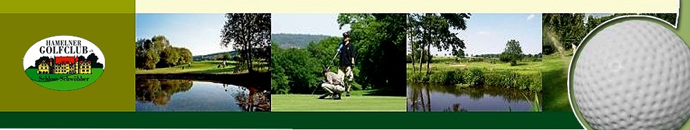 Hamelner Golfclub e.V. Schloss Schwöbber