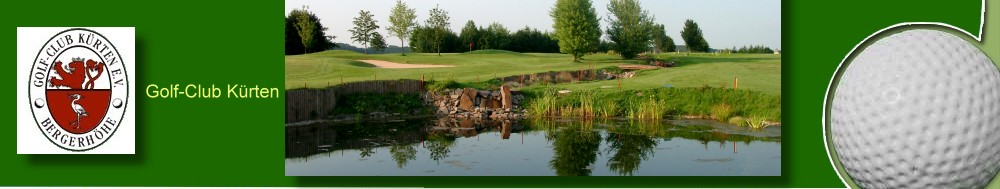 Golf Club Kürten e.V. Bergerhöhe