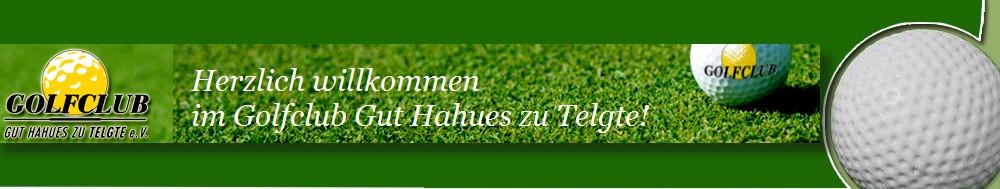 Golfclub Gut Hahues zu Telgte e.V.