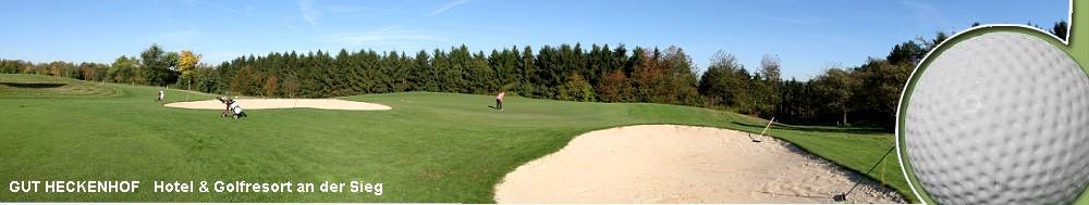 Gut Heckenhof / Hotel & Golfresort an der Sieg