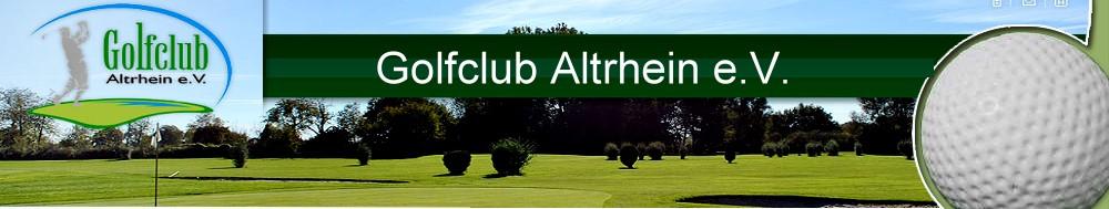 Golfclub Altrhein e.V.