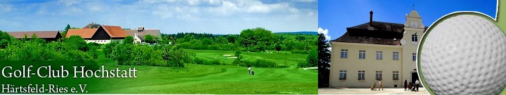 Golf-Club Hochstatt Härtsfeld- Ries e.V.