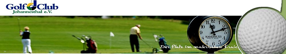 Golfclub Johannesthal e. V.