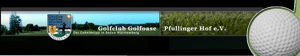 Golfanlage Golfoase Pfullinger Hof