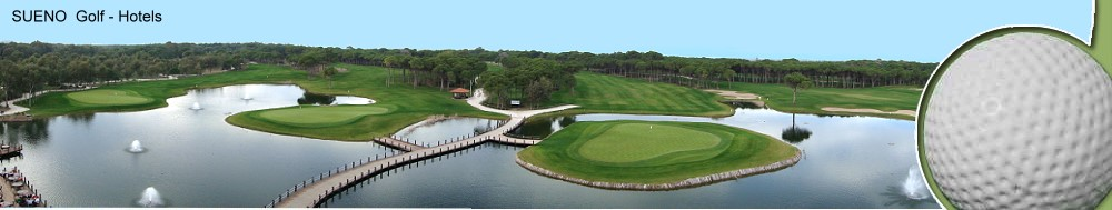 Sueno Golf Club  Pines Course