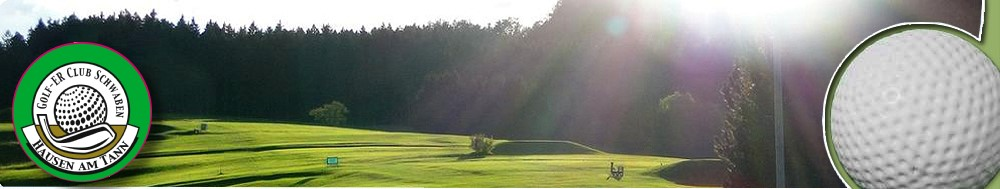 Golfplatz Hausen am Tann / Golf-ER Club Schwaben