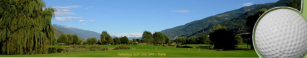 Valtellina Golf Club Spa