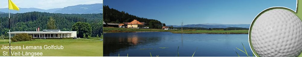 Jacques Lemans Golfclub St. Veit-Längsee