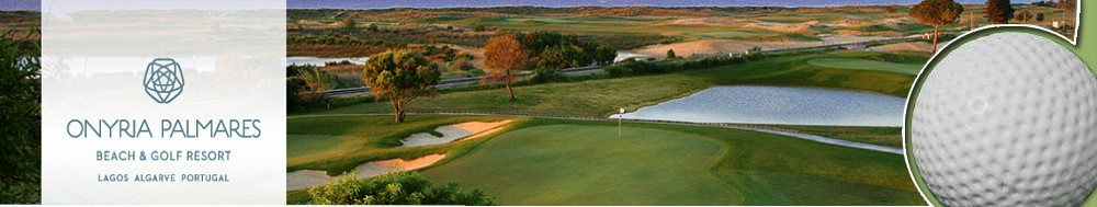 Golf Course Palmares Portugal