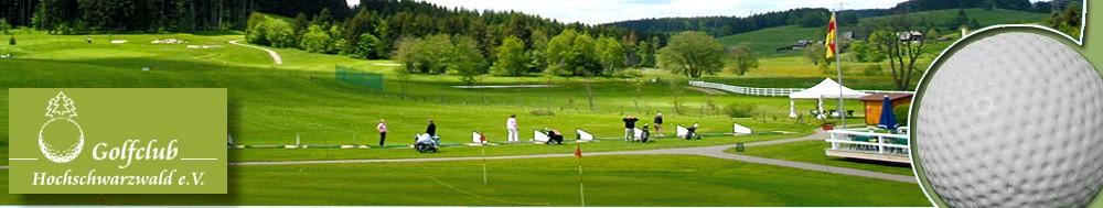 Golfclub Hochschwarzwald e.V.