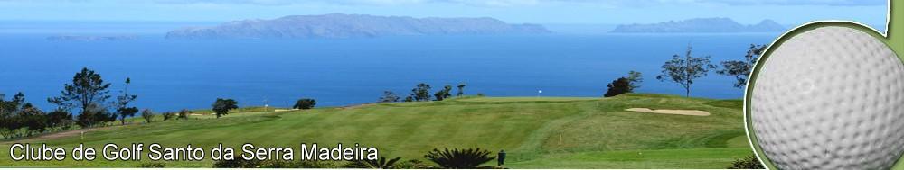 Clube de Golf Santo da Serra Madeira