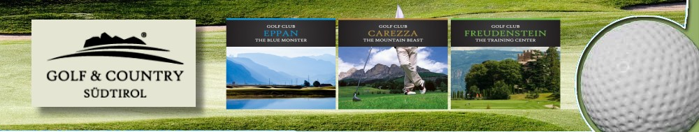 GC Eppan - Golf & Country Südtirol