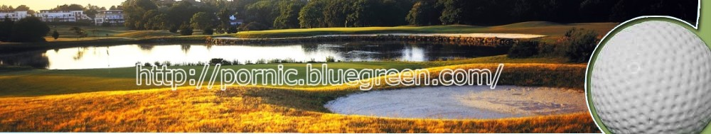 Golf Blue Green Pornic