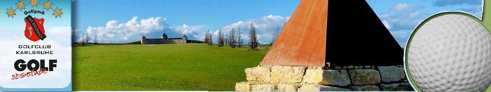 Golfpark Karlsruhe Gut Batzenhof / Golf absolute..