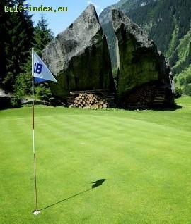 Golfclub Silvretta Partenen