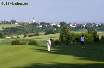 Audi Golf Course im Hartl Golf Resort