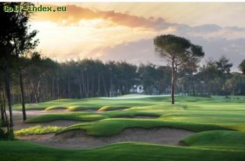 Papillon Golf Club Montgomerie Golfplatz