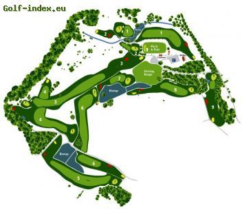 Golfplatz Hausen am Tann ⁄ Golf-ER Club Schwaben