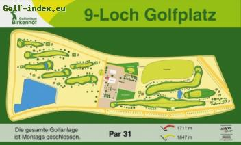 Golfgelände Birkenhof