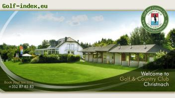 Golf and Country Club Christnach