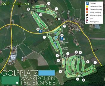 Golfplatz Waakirchen Tegernsee